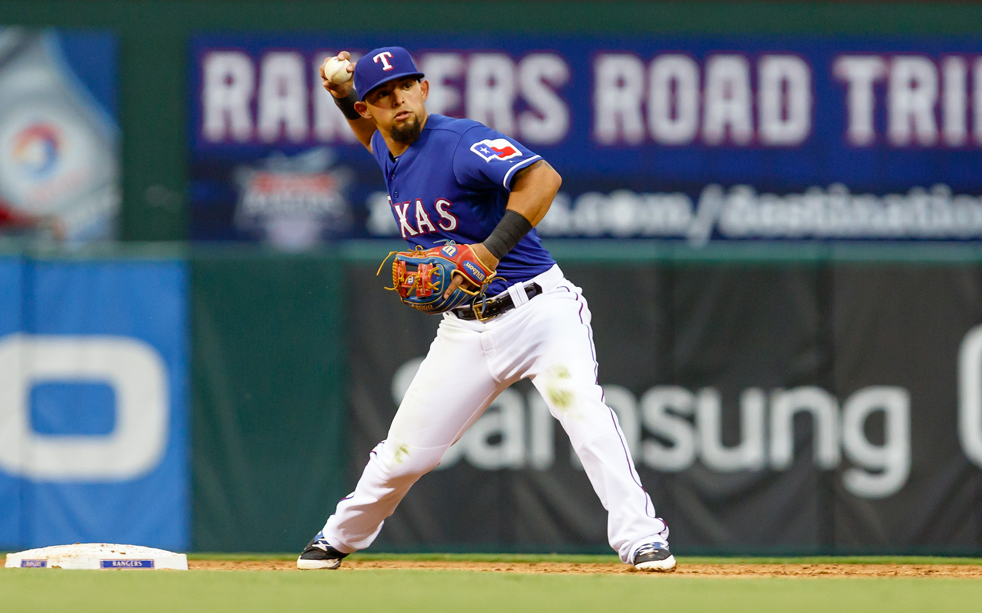 Texas Rangers - Rougned Odor