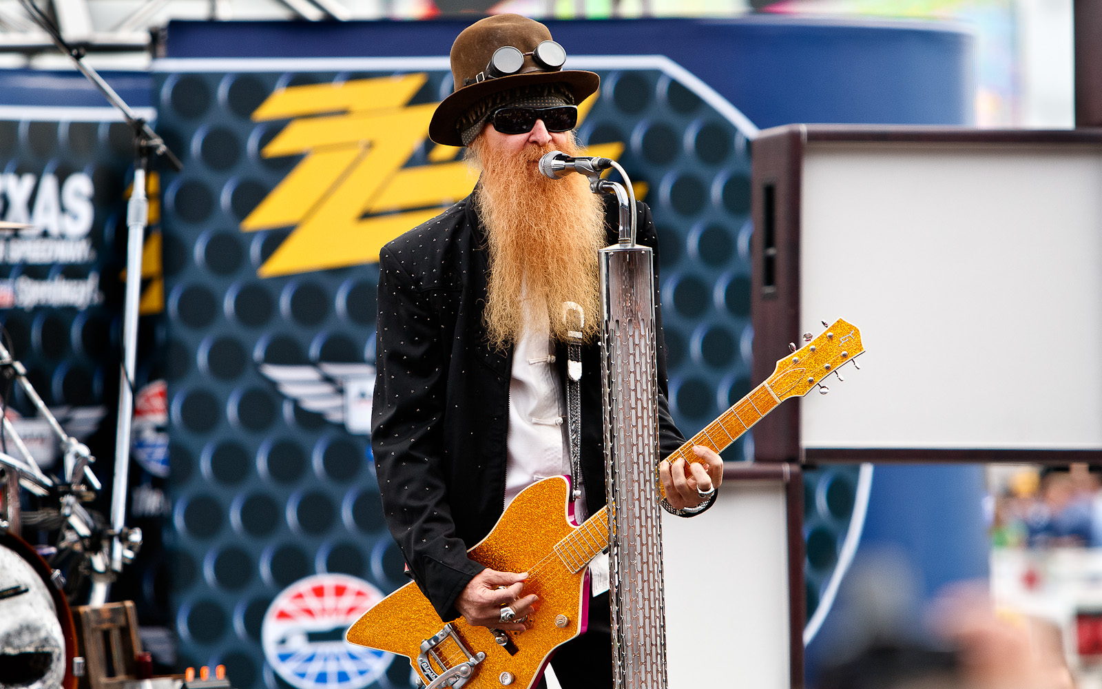 ZZ Top at Texas Motor Speedway